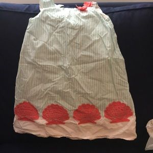 Gymboree seashell dress